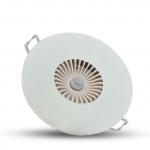 ELSNER 70680 Intra-Sewi KNX TH-L-Pr Einbau-Helligkeits- und Präsenzmelder Weiß