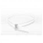Kabelbinder UV-beständig natur 160 x 4,8 mm
