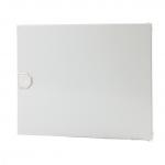 Tür für Aufputz Verteiler APV12+2TM metall weiß 1-reihig