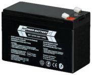 ABB SAK7 Bleigel-Akkumulatoren, 12 V DC 7,2Ah