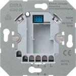 GIRA 039900 Einsatz Jalousiesteuerung 230 V~ ohne Nebenstelleneingang