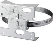 GIRA 084800 Mastbefestigung für die Montage an freistehenden Masten