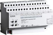 Gira 103800 KNX/EIB Schaltaktor 16fach 16 A/ Jalousieaktor 8fach 16 A