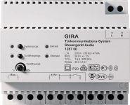 GIRA 128700 Steuergerät Audio REG
