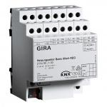 GIRA 211400 KNX Heizungsaktor 6fach Basic
