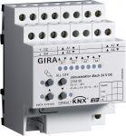 GIRA 215400 KNX/EIB Jalousieaktor 4fach 24 V DC mit Handbetätigung
