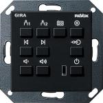 GIRA 2228005 Revox Bedieneinheit Voxnet 218