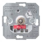 GIRA 031400 Einsatz Drehzahlsteller mit Dreh-Ausschalter
