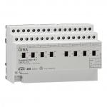 GIRA 100600 KNX/EIB Schaltaktor 8fach 16A mit Handbetätigung