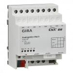 GIRA 102200 KNX/EIB Analogaktor 4fach