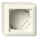 GIRA 106101 AP-Gehäuse inkl. Rahmen Standard 55 1-fach