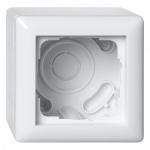 GIRA 106103 AP-Gehäuse inkl. Rahmen Standard 55 1-fach