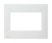 GIRA 205712 Designrahmen für Gira Control 9 Client 2 Weiß