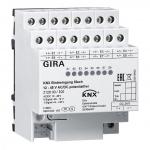GIRA 212800 KNX Binäreingang 8fach 12-48 V AC/DC potentialfrei