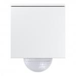 GIRA 244202 Bewegungsmelder Cube 120 Reinweiß glänzend