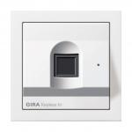 GIRA 2617112 Keyless In Fingerprint-Leseeinheit