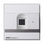 GIRA 261766 Keyless In Fingerprint-Leseeinheit Reinweiß