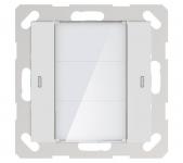 GVS CHPLE-02/02.2.00 Tastsensor ADVANCE+ RGB-Statusanzeige Glänzend 1-fach