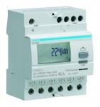 HAGER EC350 Energiezähler dreiphasig Direktmessung 63A 1 Tarif