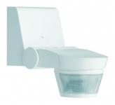 HAGER EE860 Außenbewegungsmelder Komfort 220° IP55 Weiß