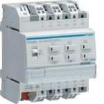 HAGER TXA606B Schalt-/Jalousieaktor KNX easy 10A 6/3-fach