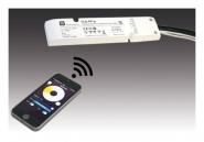 HERA 61500051411 Dynamic-Controller ZigBee 24V 75W mit 4fach-Verteiler
