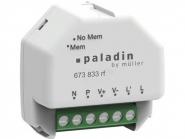 HUGOMÜLLER 673833rf KNX Dimmer 1-10V Paladin