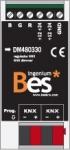 BESKNX RGBL-K DM480330 Dimmaktor 3 Kanal RGB-Regelung