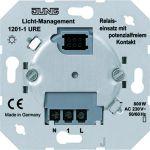 JUNG 1201-1 URE Relais-Einsatz mit potentialfreiem Kontakt 1-kanalig