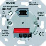 JUNG 1225SDE Standard-Tastdimmer 20-500VA