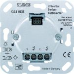 JUNG 1252 UDE Universal-Serien-Tastdimmer 50-260W