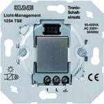 "JUNG 1254 TSE Tronic-Schalteinsatz ""lautloses Schalten"" 50-420W"