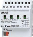 JUNG 2304.16REGCHM KNX Schaltaktor 4fach C-Last
