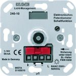 JUNG 240-10 Elektronisches Potentiometer Schaltfunktion