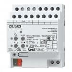 JUNG 3901 REGHE KNX LED Universal- Dimmaktor / Drehzahlsteller 1-fach
