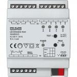 JUNG 3904 REG LED KNX LED-Dimmaktor 4-fach, REG-Gehäuse
