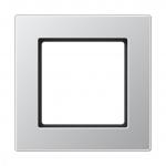 JUNG A5581BFAL Rahmen aluminium 1-fach