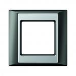 JUNG AP 581 ANT AL Rahmen anthrazit-aluminium 1-fach