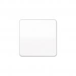 JUNG CD 1700 WW Steuertaste Standard Alpinweiß glänzend