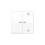 JUNG CD 1751 BT WW Timer Universal Bluetooth Alpinweiß glänzend