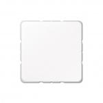 JUNG CD 594-0 WW Blind-Abdeckung (verrastet) Alpinweiß