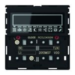 JUNG RCDLS4092M KNX Raumcontroller-Modul 2fach
