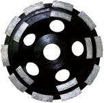 KERNDEUDIAM-29-116 Diamantschleiftopf TS EB-Abrasiv