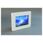 KNXPRESSO KXPR-WH-01 Tablet Wandhalterung weiß glänzend