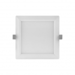 LEDVANCE DL SLIM SQ210 18W/3000K WT IP20 Downlight Slim Square 1530lm 120° weiß 3000K warmweiß