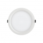 LEDVANCE DL ALU DN200 25W/3000K WT IP44 Downlight 2250lm 100° weiß 3000K warmweiß
