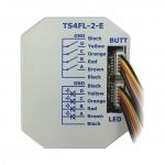 LINGG&JANKE 79881 TS4FL-2-E KNX Tasterschnittstelle