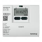 LINGG&JANKE 84703 KAM-MC403 Kamstrup KNX Wärmemengenzähler DN15 Gewinde G3 /4 Qn=1,5m²/h, 110mm