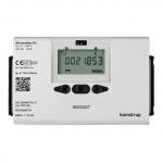 LINGG&JANKE 84821 KAM-MC603 KNX Klimazähler Kamstrup DN15 Gewinde G3/4 Qn=0,6m³/h,110mm, 15-130 Grad Celsius