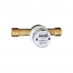 LINGG&JANKE 85011 HYD-CORONA KNX Warm-Wasserzähler waagerecht DN15 G3/4 Qn=2,5m³/h, 110 mm